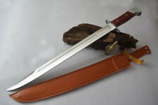 Brank New AK-47 CCCP Sharp Stainless Steel Sword Dagger with FREE Cover