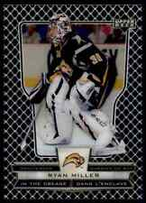 2007-08 Mcdonalds In The Crease Ryan Miller #ICRM