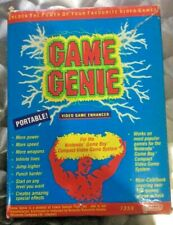 Game Genie (Portable) Video Game Enhancer