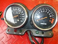 suzuki gs500 k1 speedo rev counter clocks