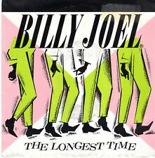 "BILLY JOEL - THE LONGEST TIME (  DUTCH CBS 4280) 7""PS 1983"