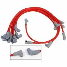 MSD Ignition 31419 SC Spark Plug Wire Set, For Chevy Truck 305-350 85-On