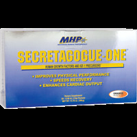 MHP Secretagogue One for Recovery, Performance - 30 Packets (30 Servings) ORANGE