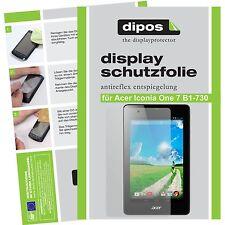 2x dipos Acer Iconia One 7 B1-730 Pellicola Prottetiva Antiriflesso Proteggi