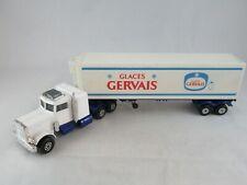 Matchbox Lesney Superkings Peterbilt refrigerator truck Gervais