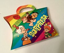 Vintage Flintstones Toy Old MEXICAN PREMIUM HANNA BARBERA Candy