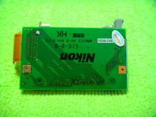 GENUINE NIKON D70s D70 CF CARD BOARD PARTS FOR REPAIR