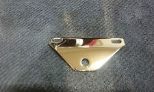 HARLEY PANHEAD SHOVELHEAD IRONHEAD VINTAGE CHOPPER CHROME HEADLIGHT BRACKET