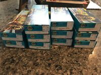 Lot Of (11) Athearn Ho Scale Unassembled Freight Car Trains. AT-1