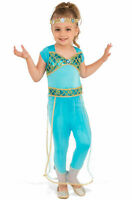Rubie's Costume Child's Genie Princess Costume, Small, Multicolor NEW