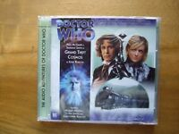 Doctor Who Grand Theft Cosmos, 2008 Big Finish audio book CD