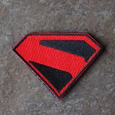 ZOMBIE HUNTER TACTICAL: SUPERMAN KINGDOM COME PATCH W/VELCRO® FALLEN HEROES