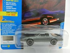 2018 Johnny Lightning *CLASSIC GOLD HOBBY A* GRAY 1985 Pontiac Firebird T/A
