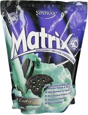 Syntrax MATRIX 5.0 - 2,27kg gusto Mint Cookie