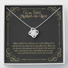 Necklace Mother Day Gift Thank You For Open Warm Heart Jewelry For Mother