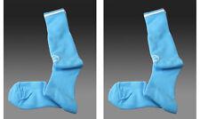 2 pairs of New Nike Team Sport Turquoise Football Socks Small Uk 12-2