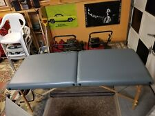 Ironman Massage Table (used) All parts included. Portable