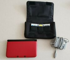 Nintendo 3DS XL Bundle (Charger, Games and Case)
