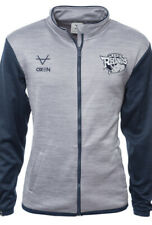 More details for leeds rhinos 2021 presentation jacket 3 grey xs 🦏 brand new 🦏