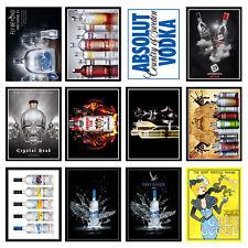 Vodka Retro Metal Signs/Plaques Man Cave, Cool Novelty Gift, Bar/ Pub 2