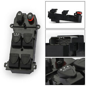 Driver Side Power Window Master Switch 35750-SNV-H51 For Honda Civic 06-2010 UK