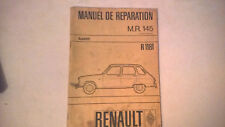 REVUE TECHNIQUE AUTOMOBILE MANUEL DE REPARATION  RENAULT 6