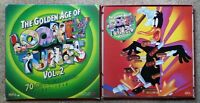 Laserdisc Golden Age Of Looney Tunes Vol 2 1931-1948 Box Set bugs bunny cartoons
