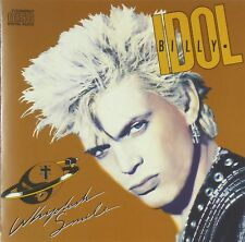 CD - Billy Idol - Whiplash Smile - #A1143