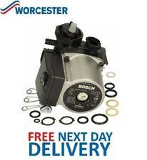 Worcester Greenstar 24i, 28i Junior Pump Assembly 87161063550 Genuine Part *NEW*