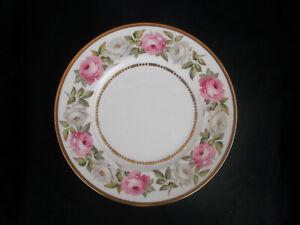 ROYAL Worcester ROYAL GARDEN Dessert Plate. Diameter 8 inches