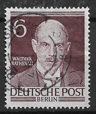 Duitsland Berlijn Beroemde personen Berlijnse Geschiedenis Michel 93