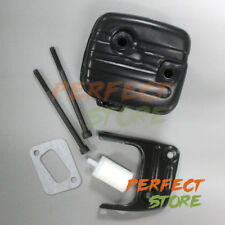 Exhaust Muffler Gasket For Jonsered 2150 2149 2152 2153 2147 2145 2141 Chainsaw