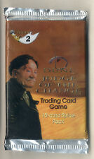 Dune Judge of the change-Trading Card Game Chapter 1 + 2 Booster