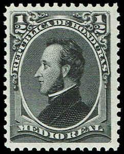 Scott # 32 - 1889 - ' President Francisco Morazan '