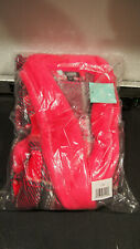 NEW SEALED ULTA BATH ROBE PINK FLANNEL PATTERN S/M SIZE WOMAN
