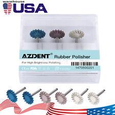 Dental composite polishing diamondsystem RA disc 14mm wheel Coarse/Medium/Fine