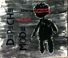 CD SINGLE DEPECHE MODE JOHN THE REVELATOR / LILIAN LIMITED EDITION COMME NEUF