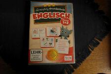 Lernerfolg Grundschule: Englisch Klasse 1+2, Tivola Lernsoftware PC, CD - Rom, N