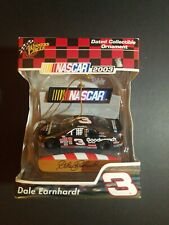 NOS Dale Earnhardt 2003 NASCAR Dated Collectible XMAS Ornament Winners Circle