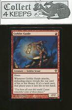 Goblin Guide Zendikar (Red Rare Light Play) *C*