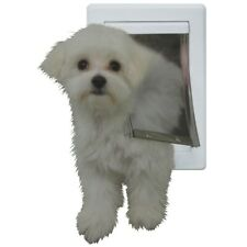 Ideal Pet Products Deluxe Designer Series Plastic Pet Door