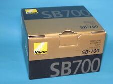 New Nikon Speedlight SB-700 Speedlight Flash with Nikon Warranty