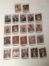 LOT of Topps 2005 Assorted Rookies Kings Nets Pacers Basketball Cards 22pcs