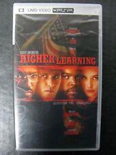 PSP UMD Video - Higher Learning