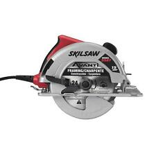 Skil 15 Amp Corded Electric 7-1/4 in. Circular Saw with 24-Tooth Blade 5587-01