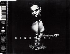 GINUWINE : WHEN DOVES CRY / 3 TRACK-CD