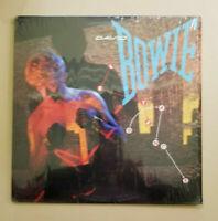 DAVID BOWIE Let's Dance Vinyl LP in SHRINK EMI SO 517093