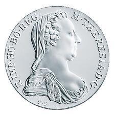 1 Taler Silber Österreich 1780 Maria Theresia - Theresien Taler - bankfrisch