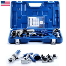 Hydraulic Tube Expander Swaging 7 Lever Tubing Expander Tools Kit HVAC Tools US