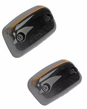 Pair Set Of Outer Right & Left Roof Marker Light Dorman for GMC Chevy